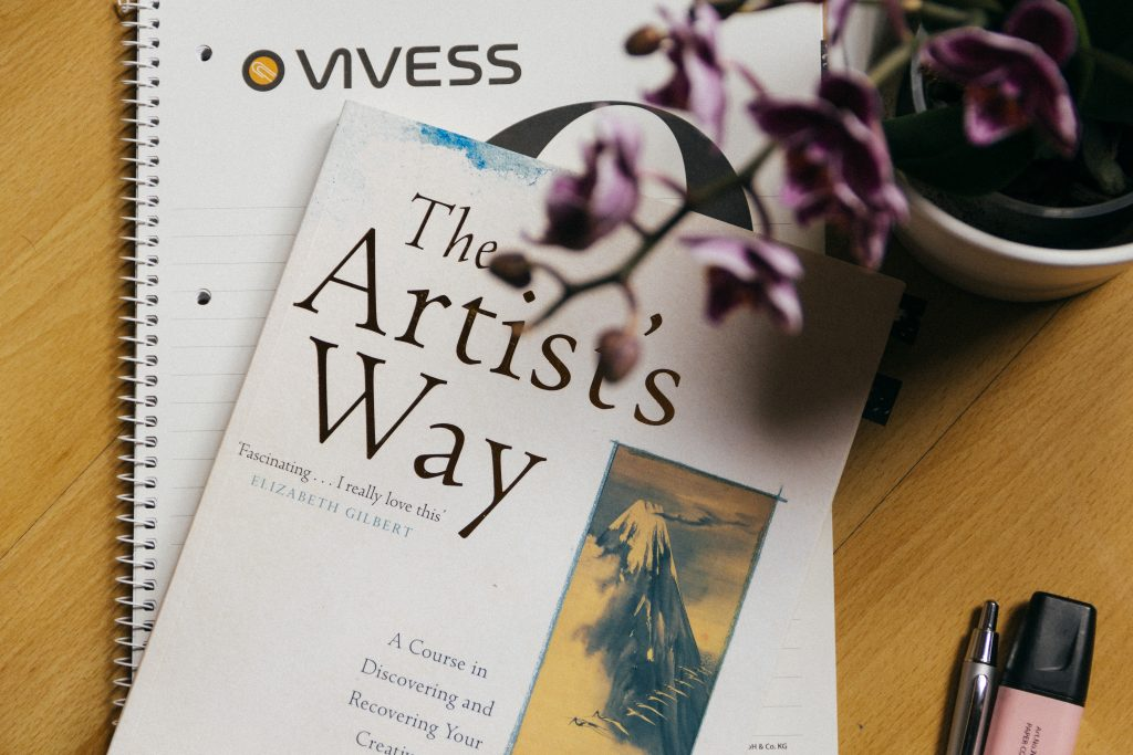 morning pages the artist's way